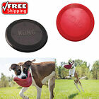 The Best KONG Flyer For Dogs Fun Natural Rubber Frisbee Disc Small Large Colors