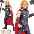 Thor Ragnarok Boys Fancy Dress Superhero Comic Book Day Kids Childrens Costume