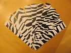 1 Dozen BLACK/WHITE ZEBRA STRIPE ARROW WRAPS + EXTRAS!!!  *Multiple Sizes Avail*
