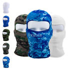 Cycling Outdoor lycra Neck Protecting Ultra-thin Full Face Mask Ski Balaclava US