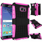 HEAVY DUTY TOUGH SHOCKPROOF HARD CASE COVER FOR SAMSUNG GALAXY MODEL S7