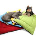Fleece Reversible Mat Cushion Pad Bed for Dog Cat Puppy Pet