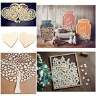heart decorations - US 100pcs Rustic Wooden Wood Love Heart Wedding Table Scatter Decoration Crafts