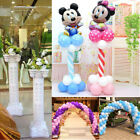 Balloon Arch Stand Pole Kit Roman Column Spandex Chair Co...