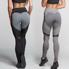 US Stock Womens Sports YOGA Workout Gym Fitness Leggings Pants Jumpsuit Athletic