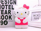 For iPhone 5 5S 5C SE 3D Hot Cute Cartoon Soft Silicone Phone Case Cover Back