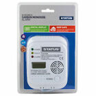 PIFCO Digital Display Carbon Monoxide Alarm CO Detector - 7 Year Life EN 50291