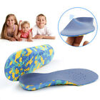 EVA Arch Support Insoles Orthotic Orthopedic Shoe Inserts For Kids Children 3K9.