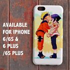 Cute Naruto and hinata for iPhone Case Cover