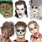 Halloween Make Up – Vampire Ghost Skeleton Zombie Fancy Dress Face Paint Kits