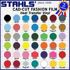 Stahls Matte Fashion Film Iron On Heat Transfer Vinyl Easy Weed for T-Shirt