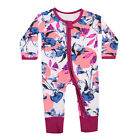 Newborn Baby Rompers Bodysuit Jumpsuit Boys Girl Autumn Casual Outfits Clothes