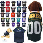NFL Fan Game Gear Dog Jersey Shirt for Dogs-PICK YOUR TEAM XS-2XL XXL BIG SIZE $25.95 USD on eBay