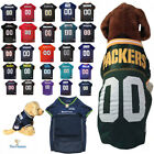 NFL Fan Game Gear Dog Jersey Shirt for Dogs-PICK YOUR TEAM XS-2XL XXL BIG SIZE $21.98 USD on eBay
