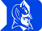 Duke Basketball Logo Vinyl Decal Sticker for Car Truck Laptop Phone Cornhole