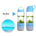 3in1 Sports Water Bottle Wireless Bluetooth Music Speaker Compass Cycling Hiking