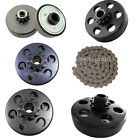 "Go Kart Mini Bike 1"" 3/4'' 10 12 14Tooth Centrifugal #40 Chain Heavy Duty Clutch"