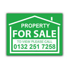 Property For Sale Correx Signs Board Estate Agent House Signs X 2 (CORCP00010)