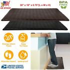 "Anti-Fatigue Floor Mat 30"" x 18"" Indoor Cushion Comfort Memory Foam Kitchen Rug"