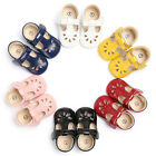 Newborn Baby Infant Girls Soft Sole Toddler PU Leather Crib Shoes Footwear Types