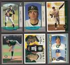 Barry Zito Rookie Lot 1999 Just 2000 Bowman Topps Fleer Oakland A's Giants RC