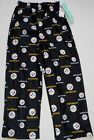 PITTSBURGH STEELERS NFL TEAM APPAREL YOUTH PAJAMAS LOUNGE PANTS S M L XL 2017 $19.99 USD on eBay
