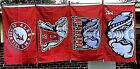 University Alabama UA Crimson Roll Tide 3X5 NCAA Sports Flag UA Football Banner