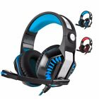 Headband Receiver Students Plug 3.5mm Computer Games Headset Headphone Headset