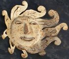 Med Hanging Flying Sun Face Decorative Wall Decor