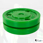 NEW GREEN BISCUIT  OFF ICE TRAINIG PUCK - SNIPE FREE SHIPPING UK STOCK