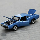 The Fast And The Furious 1970 Dodge Charger Alloy Diecast Car Models New Nice