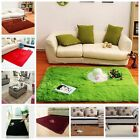Muiti Size Home Room Shag Shaggy Floor Mats Pads Carpet Rug Soft Rugs Decoration