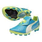 Puma V1.11 I Fg Adult Dresdeb/white/lime Punch Boots