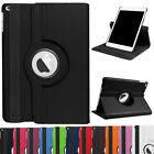 Leather Magnetic Flip Stand Protector Case Cover For iPad 2345 Mini 1234 Air 2