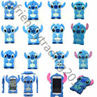 3D Stich Soft Silicone Case Cover Skin For LG Mobile Phones L70/80/90/G2/3/K7/10
