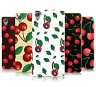 DYEFOR CHERRY PRINT COLLECTION HARD MOBILE PHONE CASE COVER FOR SONY XPERIA X £4.95 GBP on eBay