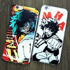My Boku no Hero Academia Soft Case cover For Iphone 5S 6/6S 6Plus 7/7Plus New