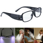 Eyeglasses With LED Light Rimmed Reading Eye Glasses Bedroom Spectacal Portable