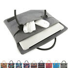 Laptop Cover Carrying Sleeve Notebook PC Tote Case Bag For Macbook 13 14 15 inch