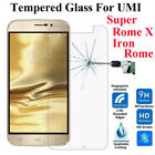 100% GENUINE TEMPERED GLASS FILM SCREEN PROTECTOR FOR UMI NEW VARIOUS MODELS