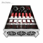Crypto Coin Open Air Mining Frame Rig Graphic Case For 8 GPU BTC ETH Bitcoin Lot