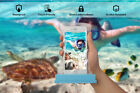 Waterproof Underwater Pouch Dry Bag Case Cover For Smartphone iPad Tablet 3 Size