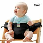 Harness Feeding High Chair Portable Baby Dining Seat Harness Baby Belt Safety