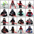 Star Wars The Dark Side SITH Minifigures Vader,Sidious,Dooku,Ren,Revan,Malgus UK £2.49 GBP