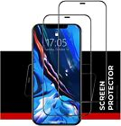 Full Screen Cover iPhone Xs,Xs Max,Xr,X,8,7,5 Tempered Glass Screen Protector