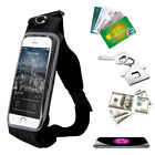 For iPhone 8/8 Plus Sports Waist Bag Waterproof Pouch Running Belt Fanny Pack image
