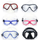 2pcs Adult Snorkeling Scuba Diving Mask Easybreath Swimming Equipment