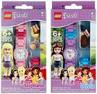 LEGO FRIENDS BUILDABLE WATCH - CHOOSE YOUR DESIGN - STEPHANIE OR OLIVIA NEW