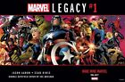 Various Marvel legacy Posters - Multiple Promo Posters - Choose A Favorite