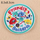 Embroidery Sew Iron On Patch Badge Lace Trim Clothes Decor Fabric Applique DIY